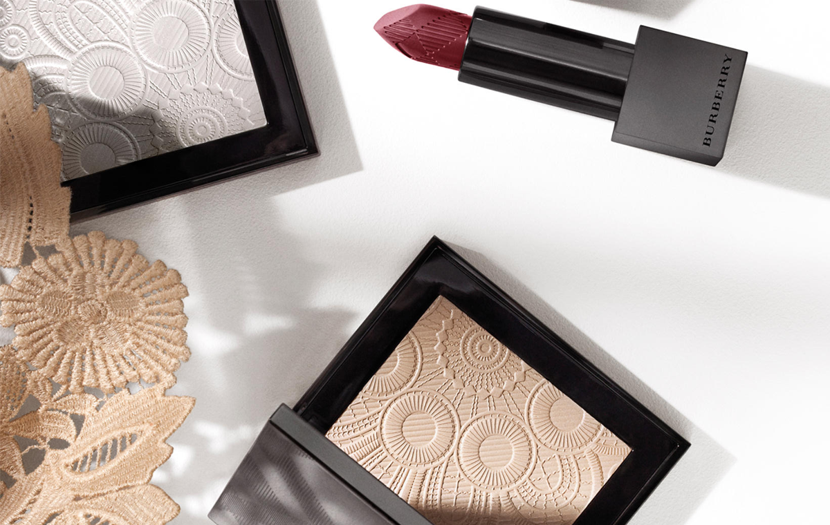 New Highlighter Burberry: Spring/Summer 2016 Runway Palette