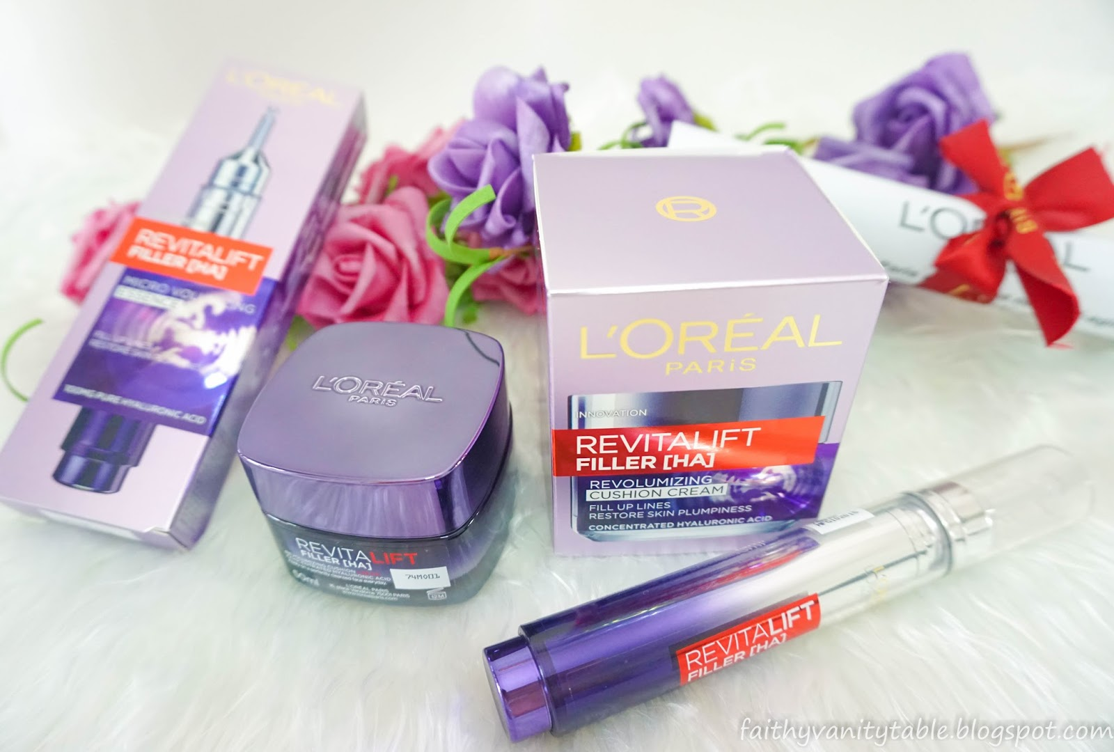 REVITALIFT FILLER [HA] collection by L'oreal Paris