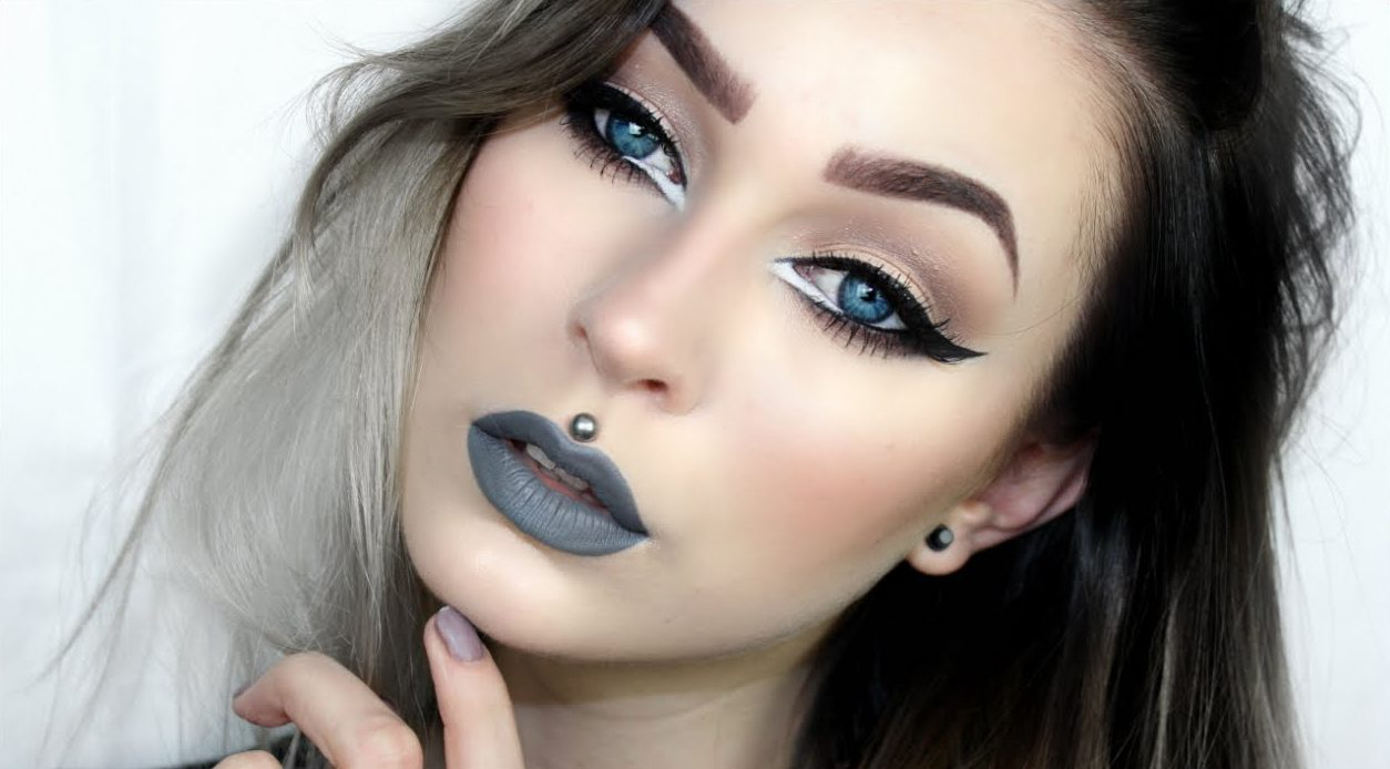 Instagram Trends 2016: Grey Lips