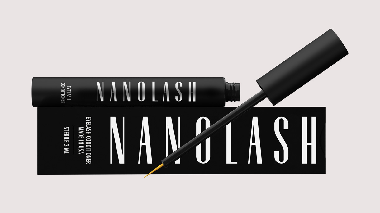 Nanolash. Eyelash serum recommended by specialists