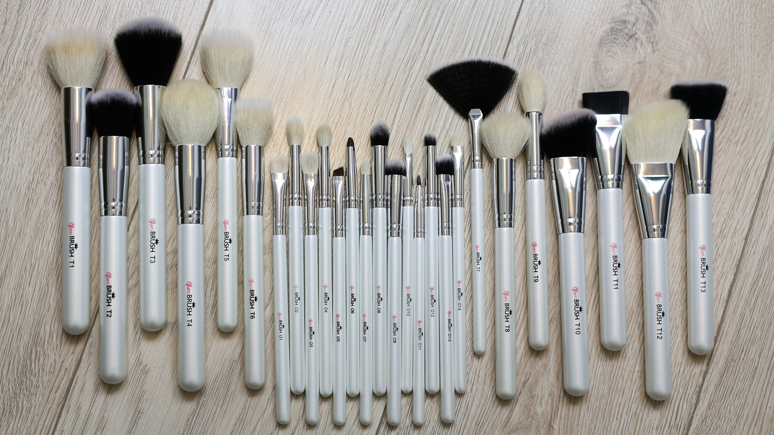 GlamBrush – make-up brushes from Polish Blogger