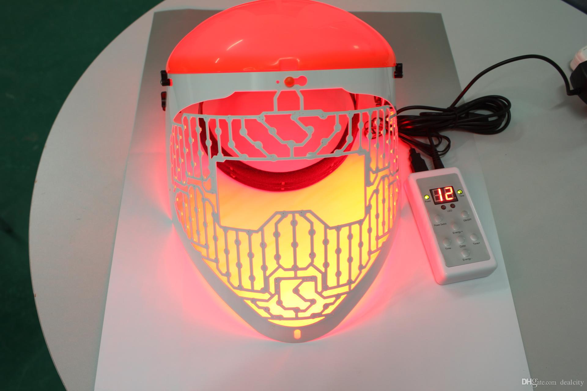 Red LED Mask – Rejuvenating face mask