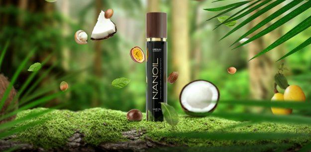Nanoil Hair Oil – Take control over your hair