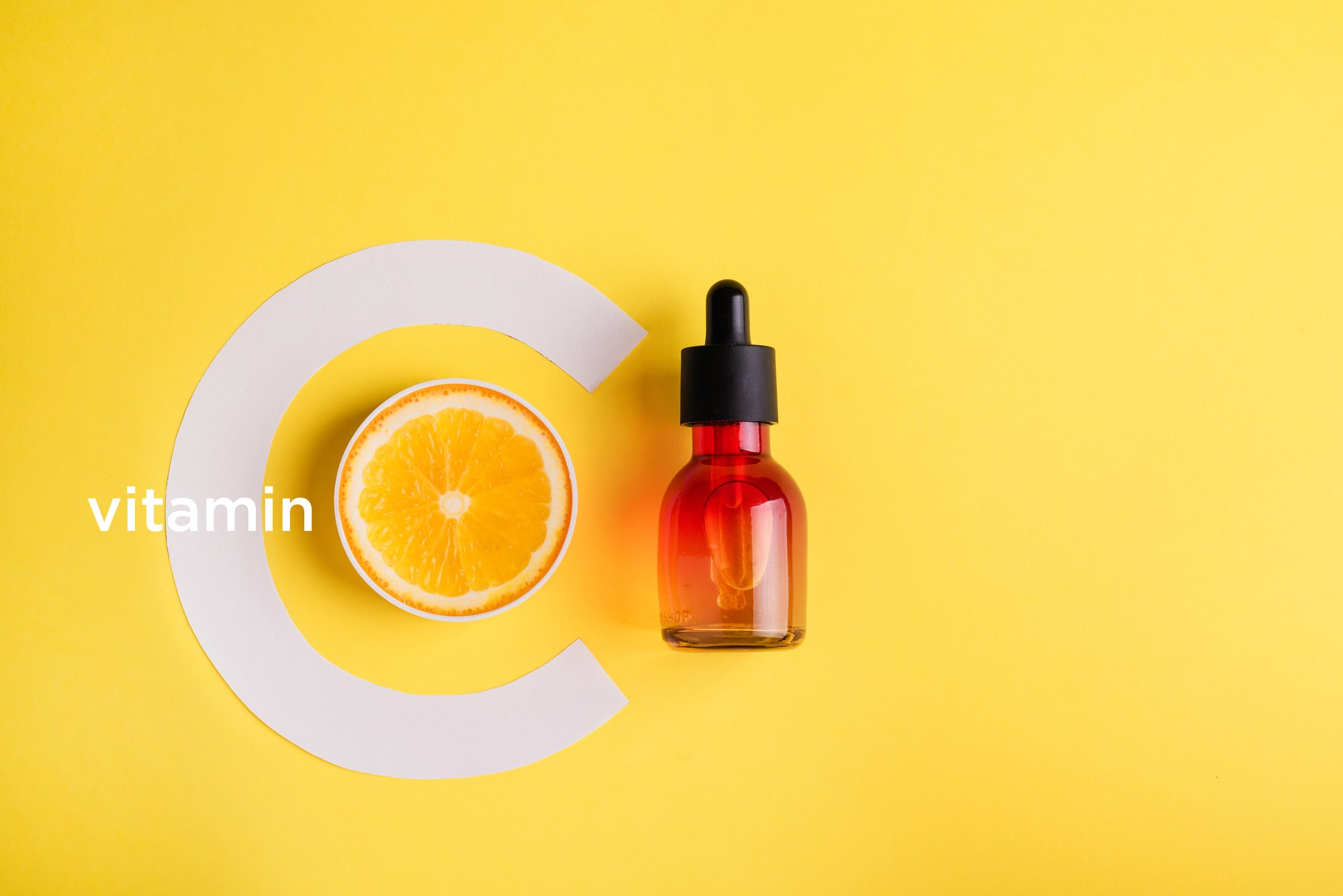 Brief summary of vitamin C benefits. What is the best face serum rich in vit. C?