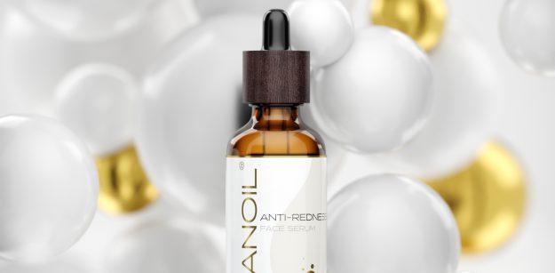 soothing face serum for redness Nanoil