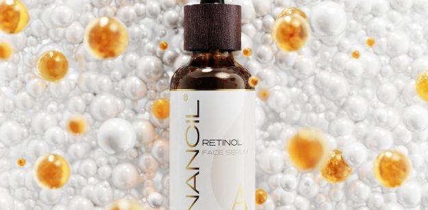 recommended retinol face serum Nanoil